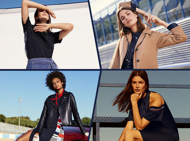 TOMMY HILFIGER WOMEN<br>■18SS SEASON OFF■ ~30% OFF + 쿠폰