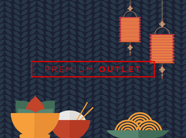 OUTLET<br> 추석맞이 ACC 제안 / 90% off