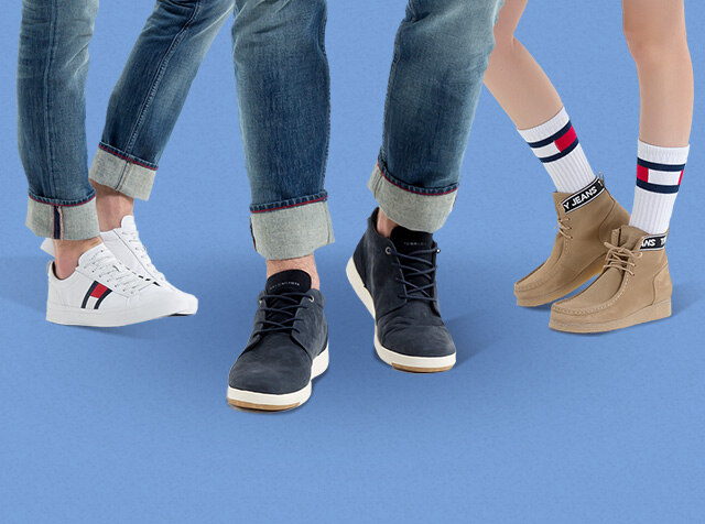 Tommy Footwear <br> '18FW SHOES COLLECTION<br> 최대 14% 쿠폰 + 2배 더블적립