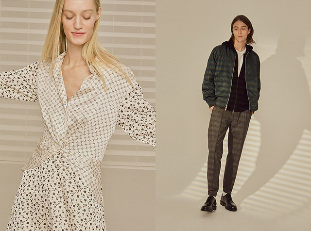 '18F/W CLUB MONACO New Arrivals<br>SHOP MEN'S SHOP WOMEN'S