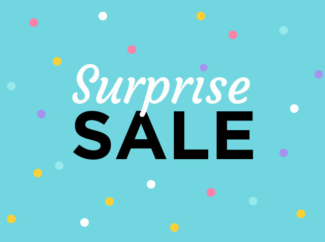 '18 S/S 인기 아이템 SURPRISE SALE<br>up to 50%OFF + 10% 쿠폰