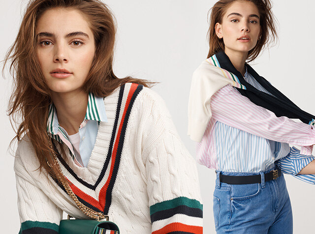 TOMMY HILFIGER WOMEN<br>■19SS NEW ARRIVALS■