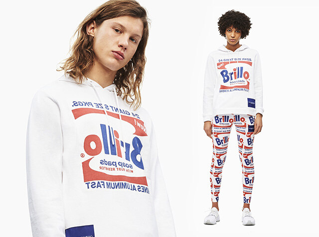 CALVIN KLEIN PERFORMANCE<br> 19 SS ANDY WARHOL Capsule Collection
