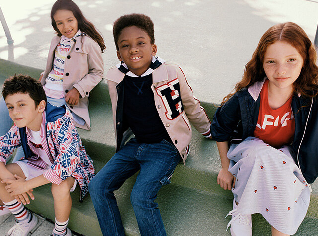 TOMMY HILFIGER KIDS<br> BACK TO SCHOOL<br> UP TO 40% OFF + COUPON
