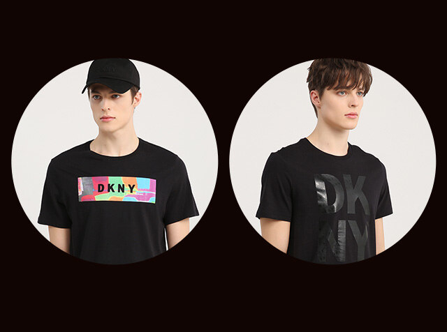 DKNY MEN<br>L/O/G/O  T/E/E <br>19SS NEW ARRIVALS
