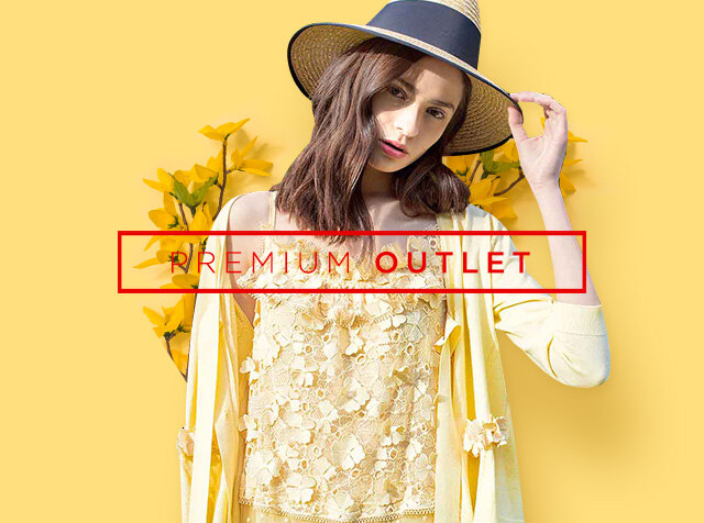 [OUTLET] WOMEN's OUTER COLLECTION