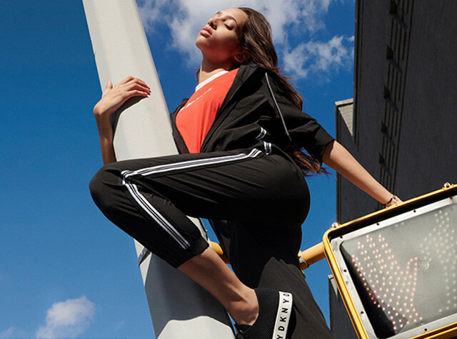 DKNY WOMEN<br>SPORT ITEMS LINE UP