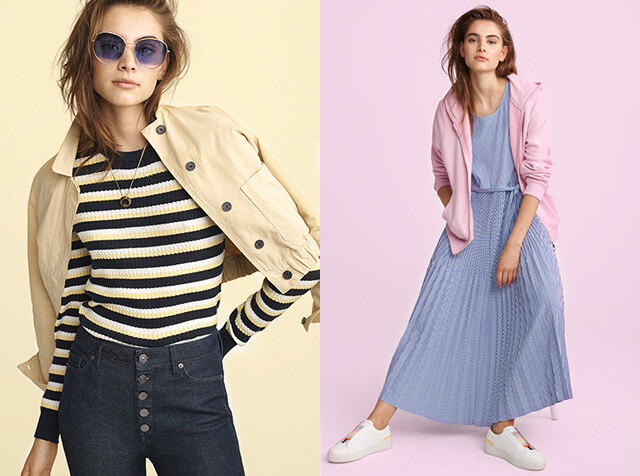 TOMMY HILFIGER WOMEN<br>ESSENTIAL CAPSULE ITEMS<br>
