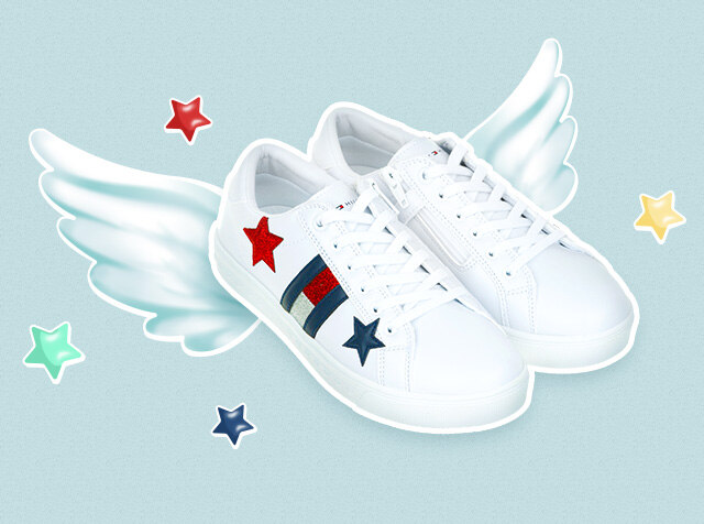 TOMMY HILFIGER KIDS<br> 우리 아이에게 날개를 달아줄 새 신발<br> ★KIDS SHOES COLLECTION★
