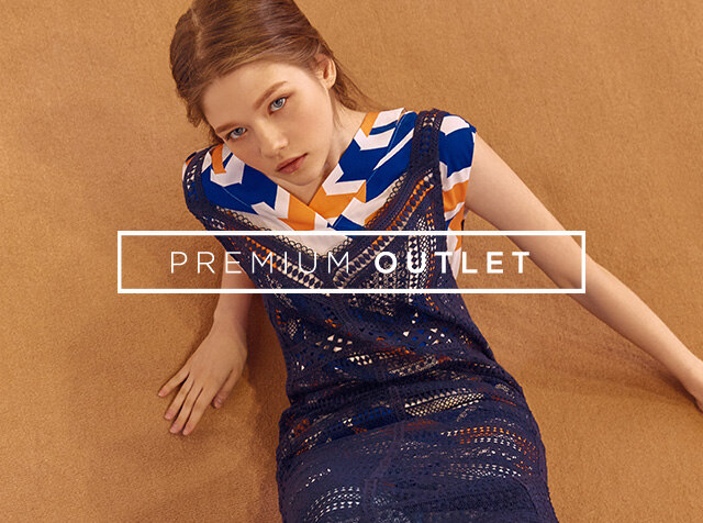 OUTLET<br> summer season off up to 65% off