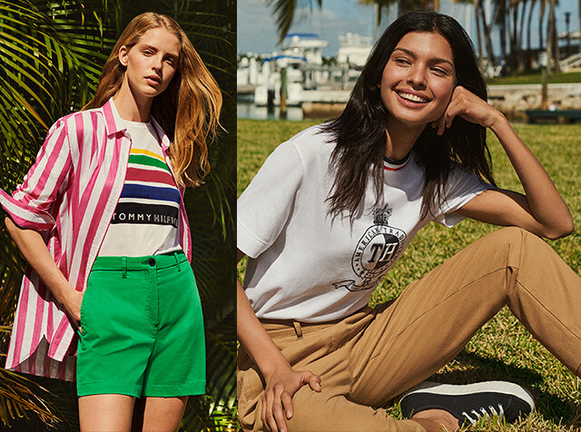 TOMMY HILFIGER WOMEN<br> 19FW NEW ARRIVALS