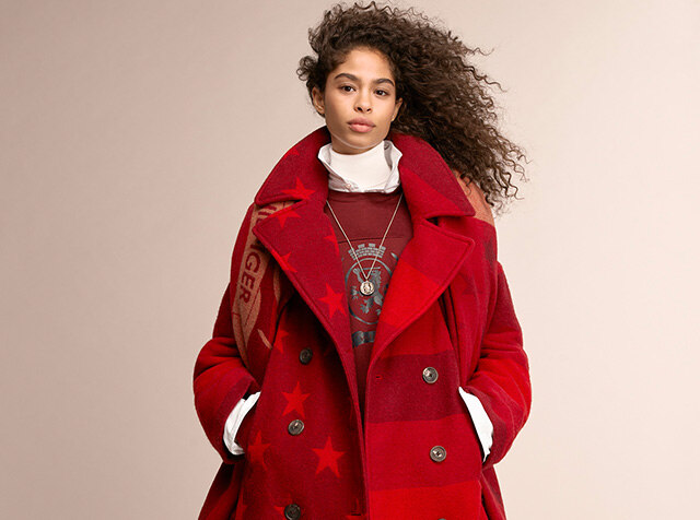 TOMMY HILFIGER WOMEN<br>19FW HILFIGER COLLECTION