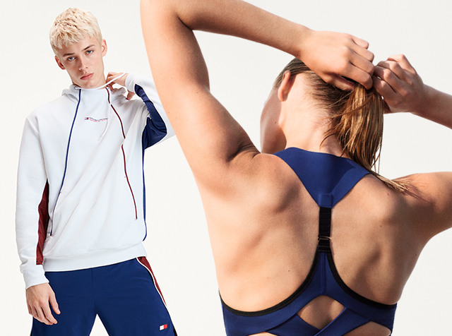TOMMY SPORT<br> Launching
