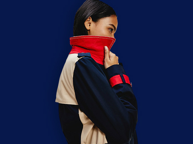 TOMMY HILFIGER WOMEN<br> 20SS ICONS CAPSULE