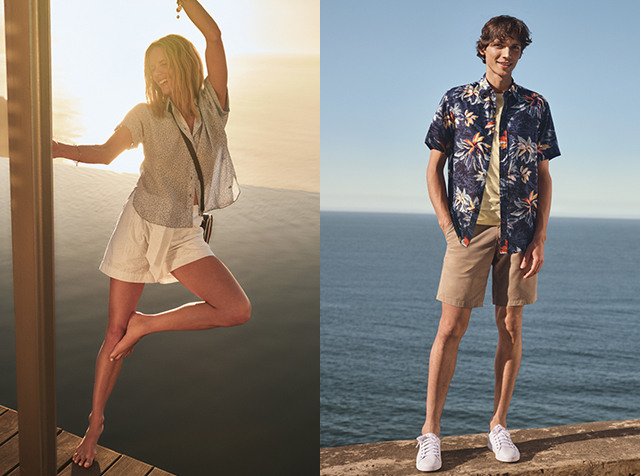 TOMMY HILFIGER & TOMMY JEANS<br> 숏츠같이<br>    사실래요