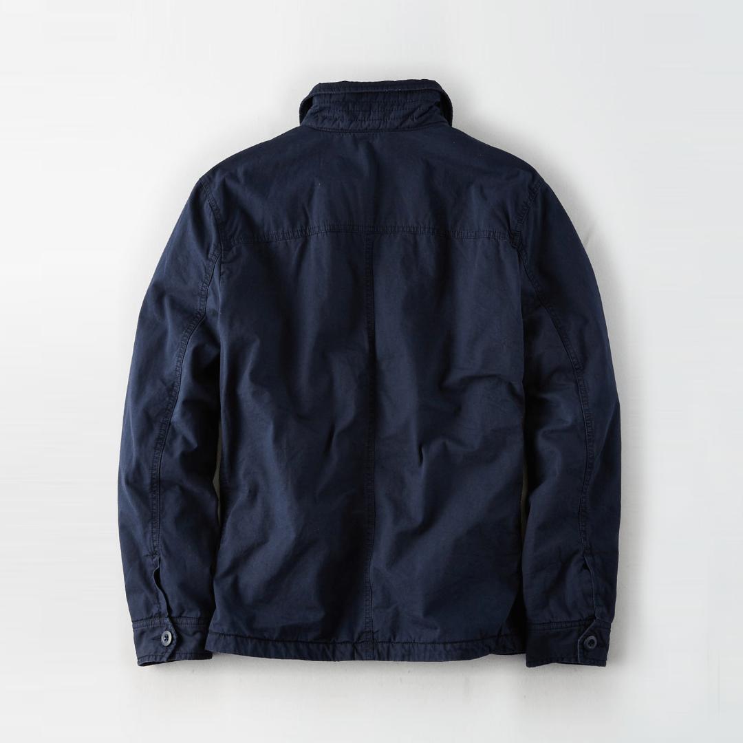 아메리칸이글(AMERICANEAGLE) [남성] 코튼 밀리터리 하프 셔츠 자켓AE1J1WOT1123N 410