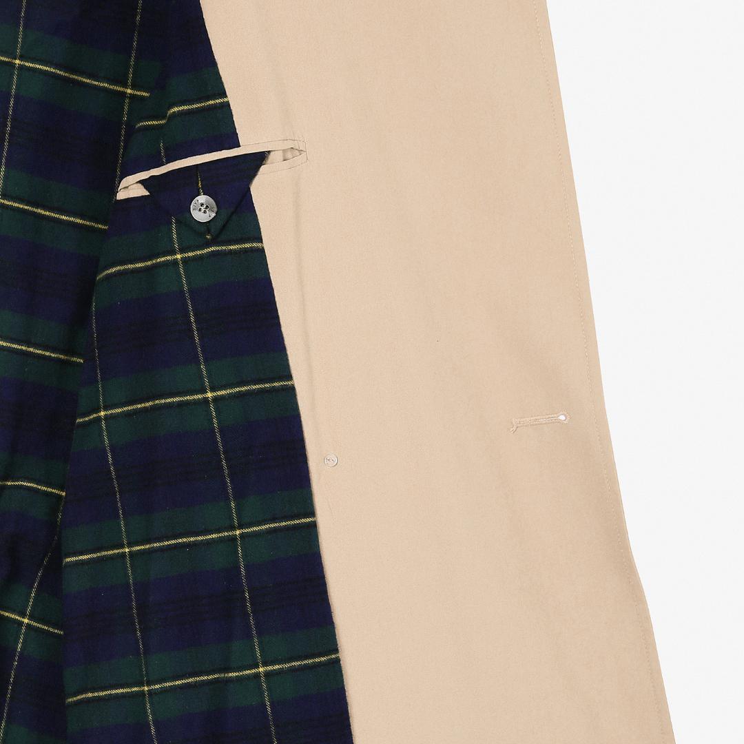 에스제이와이피(SJYP) [여성] 오버핏 롱 트렌치 코트 PWMS3WH02000 011