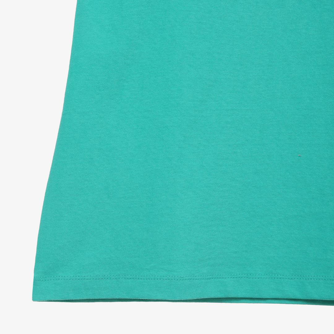 에스제이와이피(SJYP) 면 엠브로이드 레터링 반소매 티셔츠 PWMT1WX08900 041