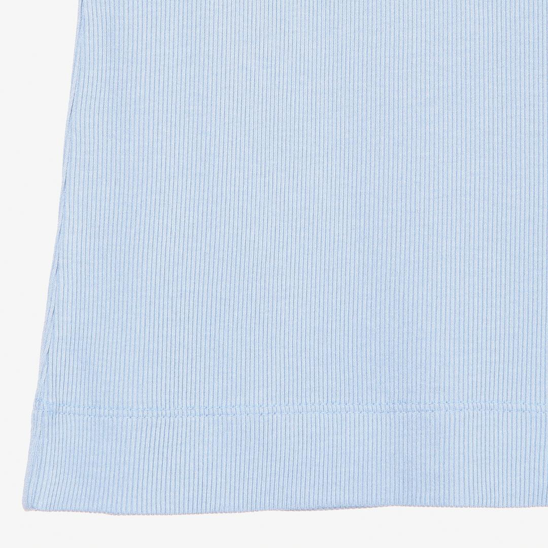 에스제이와이피(SJYP) 슬림핏 베이직 로고 티셔츠 PWMT2WX22900 030