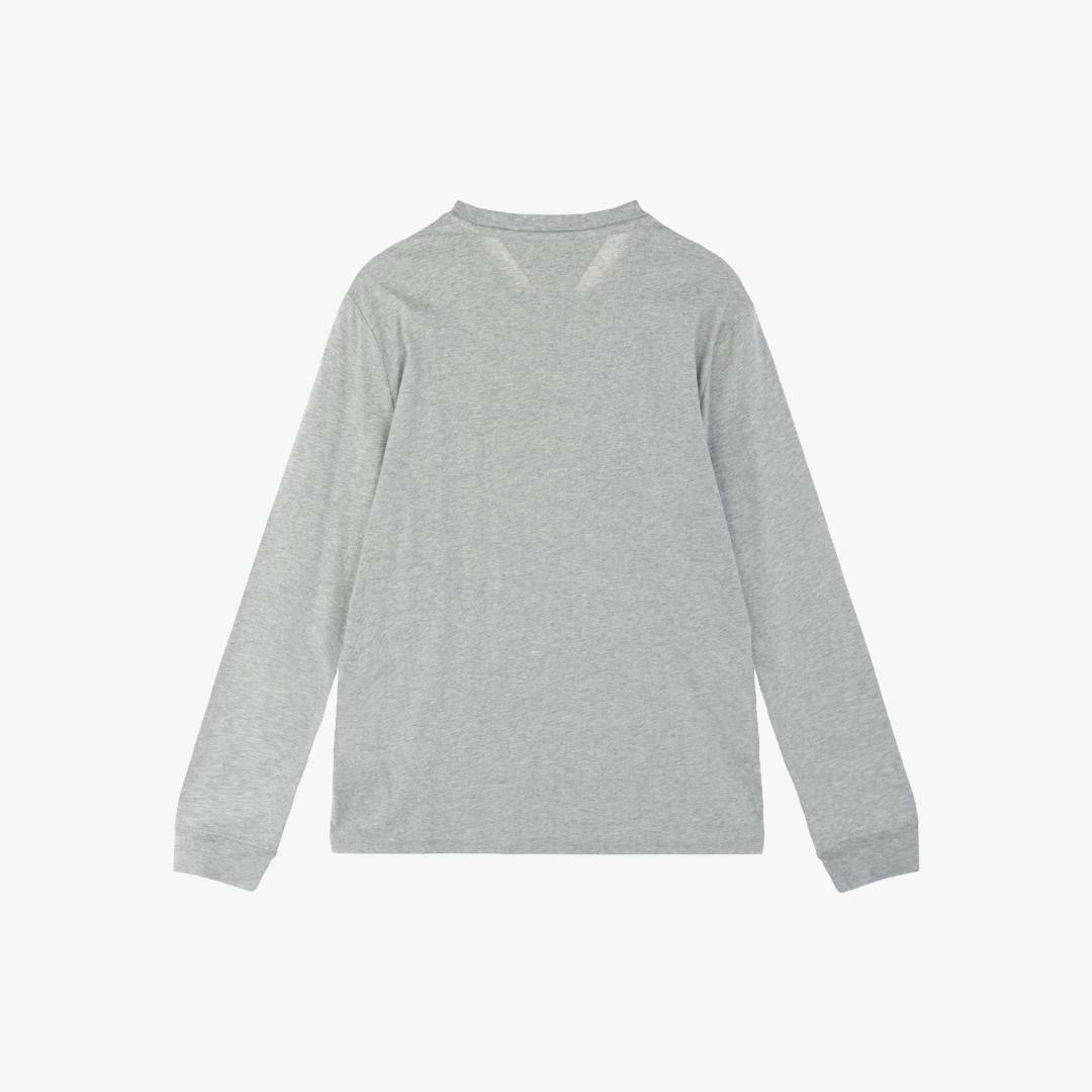 타미진스(TOMMY JEANS) [남성] 코튼 베이직 긴소매 티셔츠 T31J7TTO053MT4 P01
