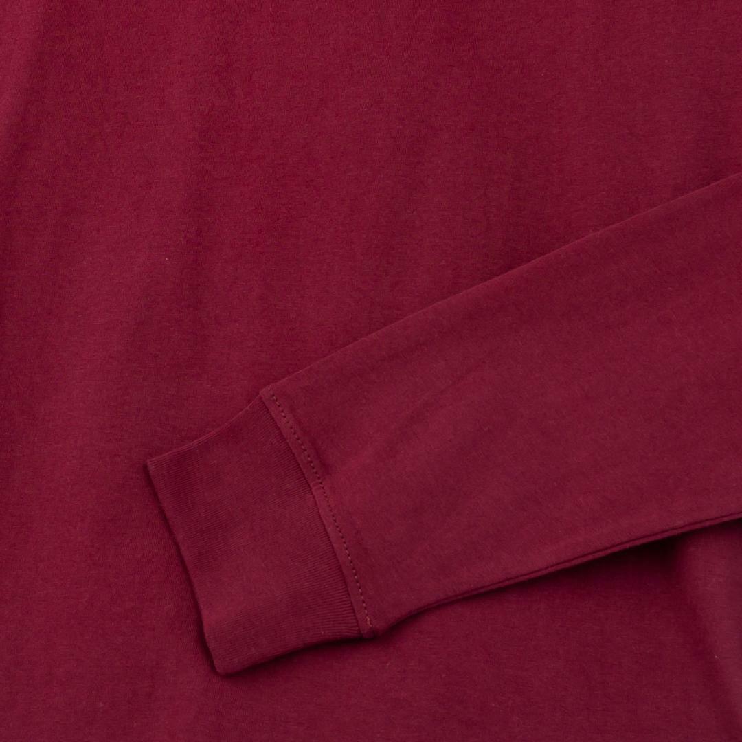 타미진스(TOMMY JEANS) [남성] 코튼 베이직 긴소매 티셔츠 T31J7TTO053MT4 VA2
