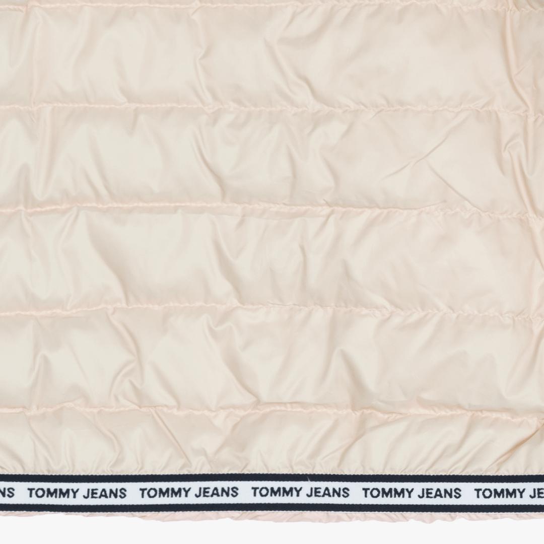 타미진스(TOMMY JEANS) [공용] 폴리 솔리드 크루넥 덕다운 자켓 TJMS3JDE16U0 R10