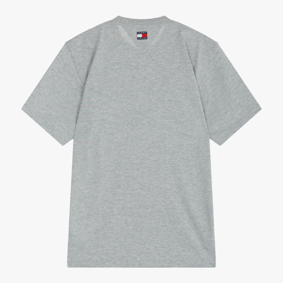 타미진스(TOMMY JEANS) [남성] 면 로고 플래그 반소매 티셔츠 TJMS3KOE90A0 N36
