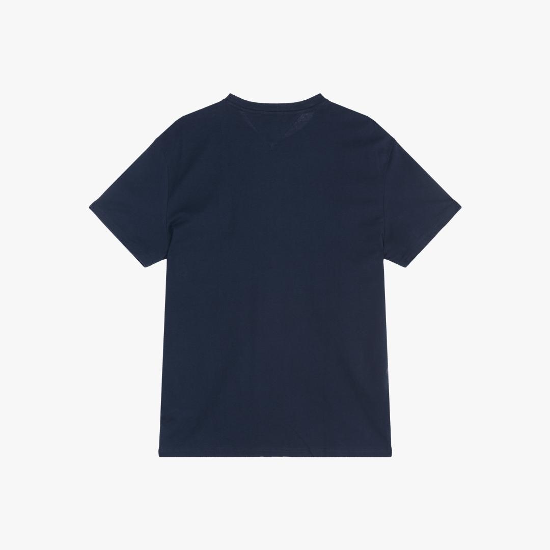 타미 진(TOMMY JEANS) [남성] 코튼 로고 반소매 티셔츠 TJMT1KOE29A0 B70