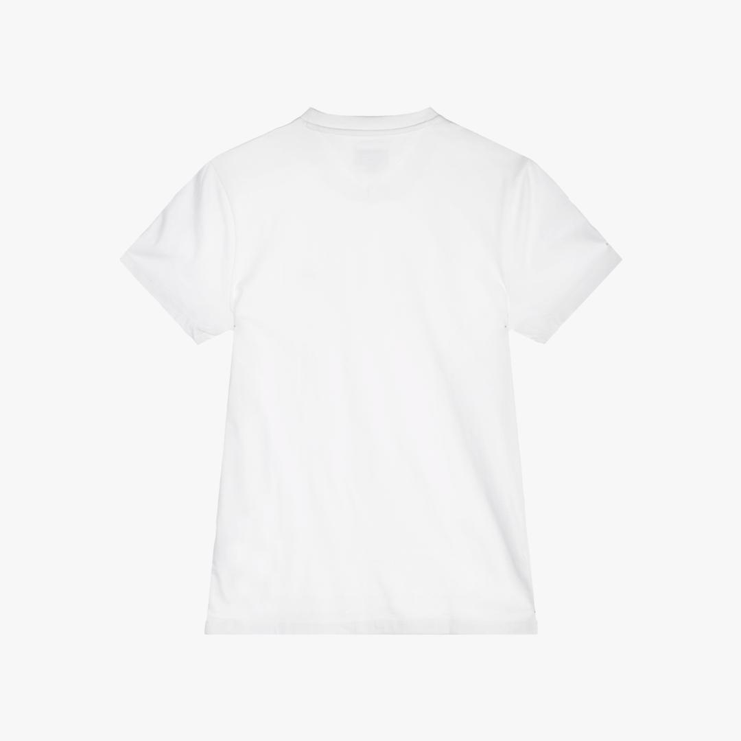 타미진스(TOMMY JEANS) [공용] 코튼 베이직 반소매 티셔츠 TJMT3KOE09U0 N00