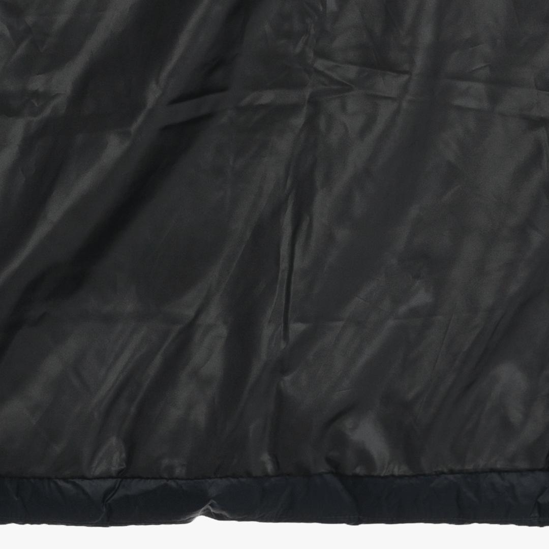 타미진스(TOMMY JEANS) [여성] 나일론 솔리드 롱 후드 다운 코트 TUMS4JNE08D0 N90