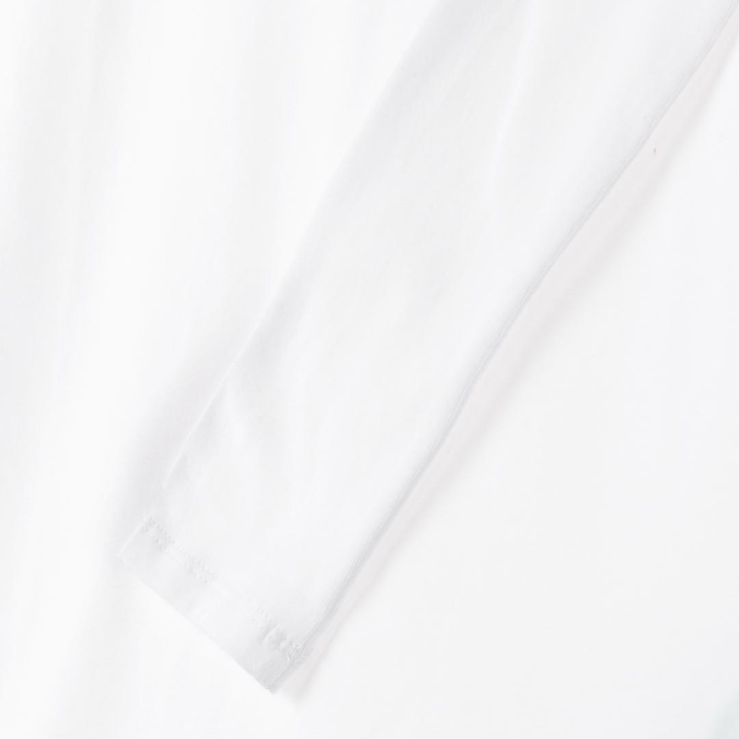 타미진스(TOMMY JEANS) [여성] 면혼방 솔리드 브이넥 티셔츠 TUMT1KOE02N0 N00