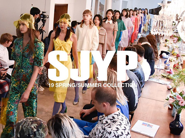 '19 SS SJYP Collection